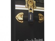secret family recipe binder
