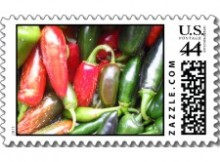 jalapeno pepper postage