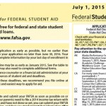 picture relating to Fafsa Printable identified as Printable FAFSA Computer software 2014-2015 - Young children and Fiscal Nowadays