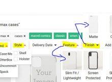 Zazzle Phone Case Filters