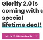 Glorify App 2.0