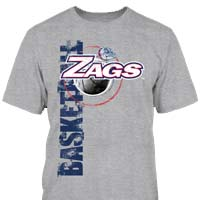 Gonzaga Bulldogs Basketball Shirt
